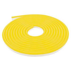 Світлодіодна стрічка NEON 220В JL 2835-120 Y IP65 жовтий, герметична, 1м