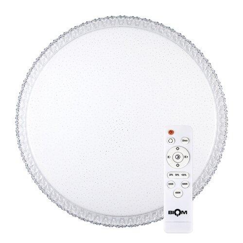 Світильник світлодіодний Biom SMART SML-R08-50 3000-6000K 50Вт з д/у