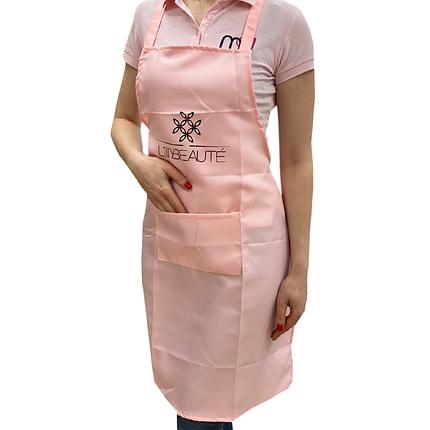 Фартук Lilly Beaute длинный светлый розовый, фото 2
