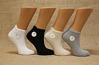 Женские носки короткие с бамбука в сеточку ZG 36-40 ассорти , фото 1