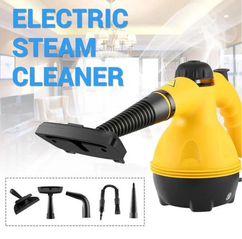 Відпарювач з функцією пароочисника Steam Cleaner