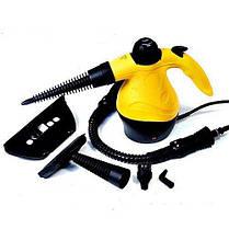 Відпарювач з функцією пароочисника Steam Cleaner, фото 3