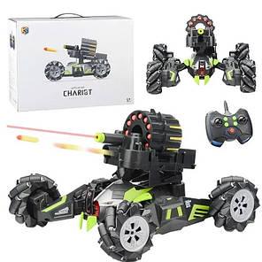 Танк стреляющий Universe Chariot 360 с управлением жестами, фото 2