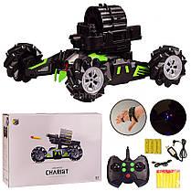 Танк стріляє Universe Chariot 360 з управлінням жестами, фото 2