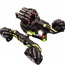 Танк стреляющий Universe Chariot 360 с управлением жестами, фото 3