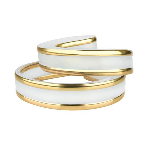 Декоративная лента DS-S330-03-2G к светильникам DEL-S21-24-4DIY и SML-S21-50DIY(2 полоски золото)