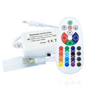 Контроллер RGB Neon 220B 700W-IV24-N