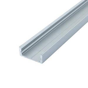 Профиль алюминиевый BIOM ЛП7 6.5х15, анодированный (палка 2м), м
