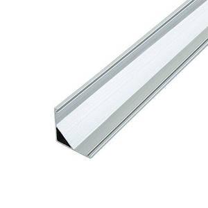 Профиль алюминиевый BIOM угловой ЛПУ16 16х16анодированный (палка 2м), м