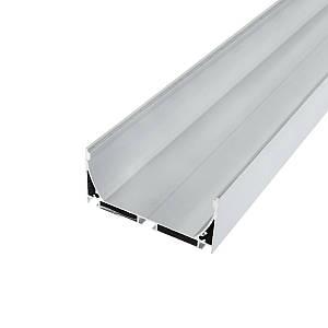 Профиль алюминиевый BIOM ЛС-75 35*75мм анодированный, 1м