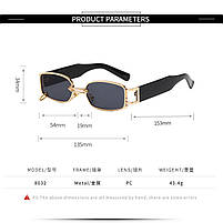 Сонцезахисні окуляри жіночі 0976, фото 2