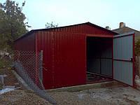 Купля металлический гараж