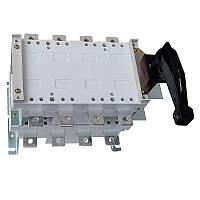 Выключатель-разъединитель ВНП перекидной 4 полюса (4Р) 630А 12кв 400B / 690В Electro