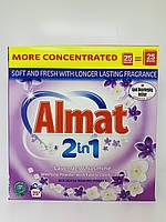 Стиральный порошок Almat Lavander & Jasmine Washing Powder универсальный 2в1 1.650кг 25 стирок