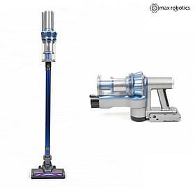 Пылесос нового поколения беспроводной аккумуляторный Cordless Vacuum Cleaner Max Robotics MX-1