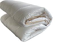 Одеяло Wake Up Selected жаккард нанофайбер 215-195 см белое