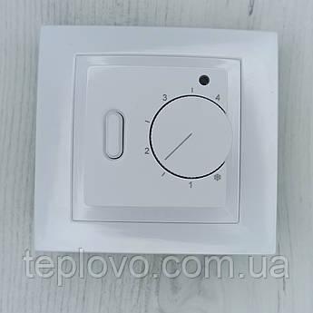 Терморегулятор механический IN-THERM RTC 70 SL (белый) для теплого пола