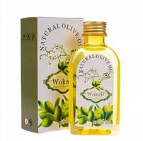 Оливковое масло для волос и тела Wokali