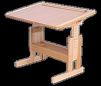 Стол Парта Розумник деревянная растущая для школьников. РК3, фото 1