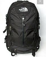 Городской спортивный рюкзак The North Face туристический для походов и путешествий черный