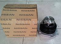 Водяной насос двигателей Nissan TD27 TD25 TD23, помпа двигателя на Ниссан.