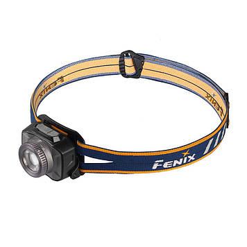 Ліхтар налобний Fenix HL40R Серый