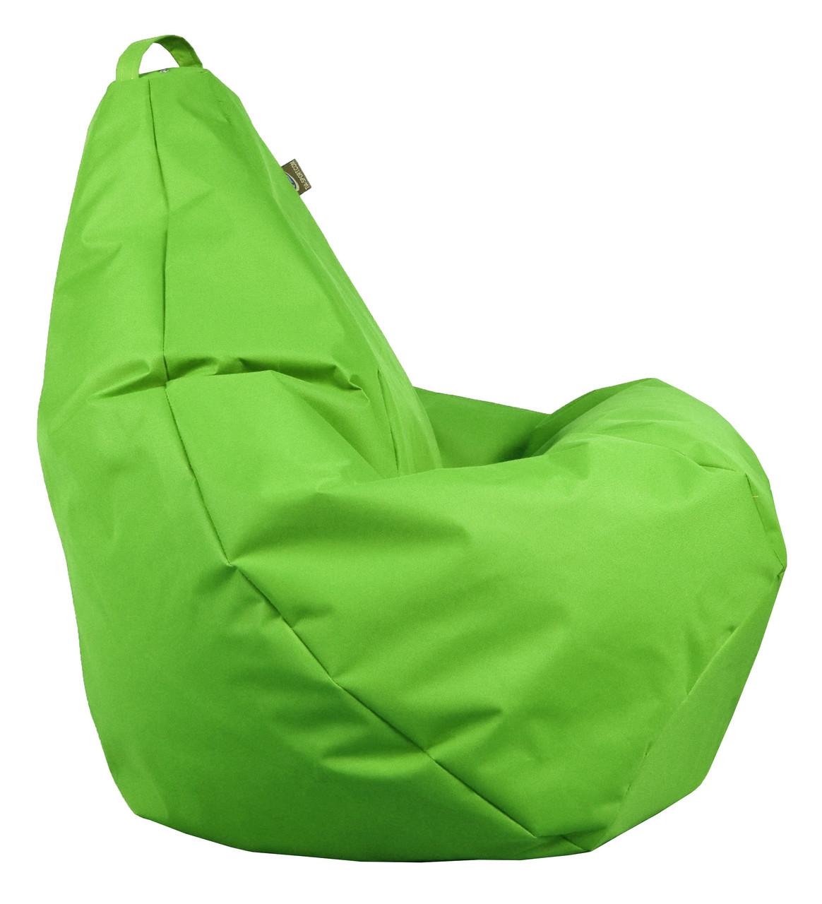 Кресло груша Оксфорд Зеленый TIA-SPORT. ТС260