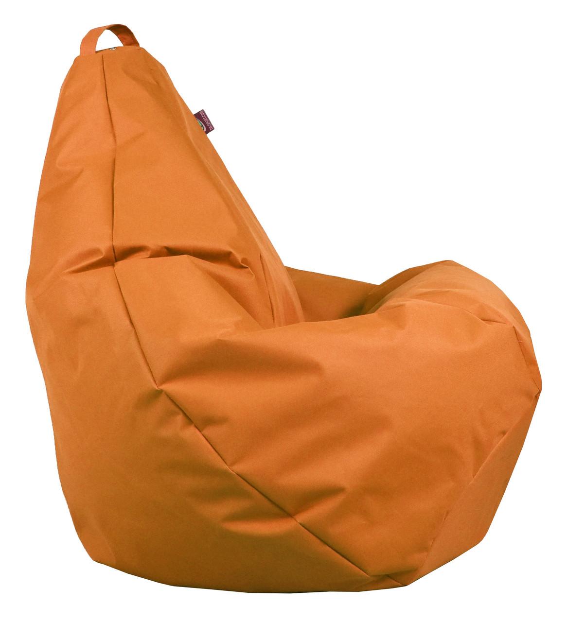 Крісло груша Оксфорд Оранж TIA-SPORT. ТС262