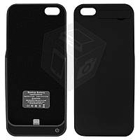 Чехол-батарея iPhone 5С, 2200 mAh (черный)