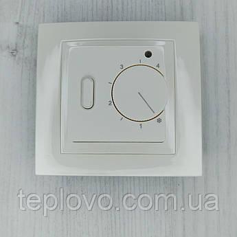 Терморегулятор механический IN-THERM RTC 70 SL (крем) для теплого пола