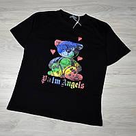 Мужская футболка Palm Angels Bear с качественным принтом, фото 1