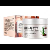 Скраб для тіла BIOAQUA Body Scrub Shea Butter з маслом Ши 120 г