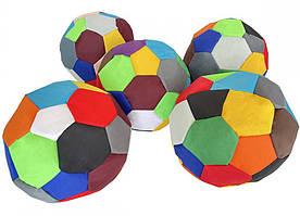 Кресло Мяч футбольный большой 110 см TIA-SPORT. ТС516