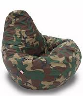 Кресло груша Оксфорд хаки TIA-SPORT. ТС647