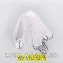Система кріплення Стрічка поліпропіленова дитячі підвісні гімнастичні мотузкові спорттовари, біла