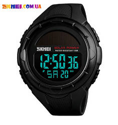 Часы на солнечной батарее  SKMEI 1405 (Black)