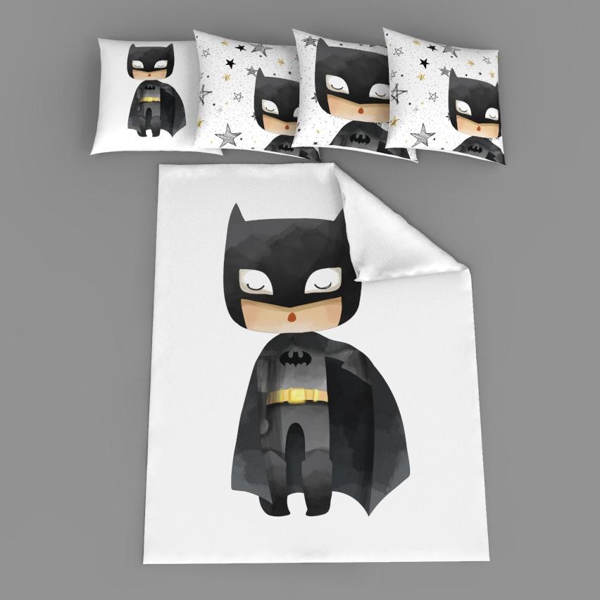 """Набор сатинових панелек """"Бэтмен"""""""