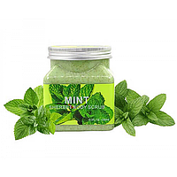 Скраб для тела Wokali Mint Sherbet Body Scrub 350 мл
