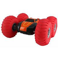 Радиоуправляемая игрушка YinRun Перевёртыш Speed Cyclone с надувными колесами (оранжевый) (YR-10081r)