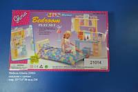 Кукольная Cпальня с трюмо