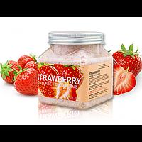 Скраб для тела Wokali Strawberry Sherbet Body Scrub