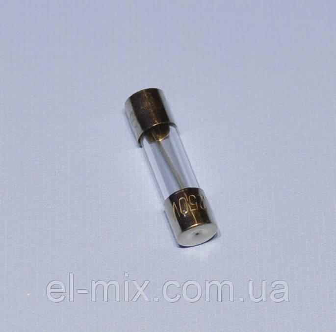 Предохранитель 5х20мм  6.0А 250В CE стекло  BEZ2000