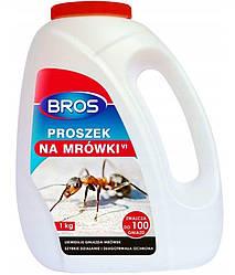 Інсектицид Bros від мурах 1кг Польща ОРИГІНАЛ