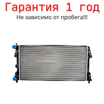 SATO Радіатор VAG Polo V 09-, Fabia II 07-, фото 2