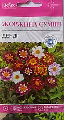 Семена георгины махровой Денди 0,3г ВЕЛЕС