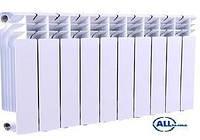 Биметаллические радиаторы отопления 350/80 Alltermo. Біметалеві радіатори. Батареи отопления.Системы отопления