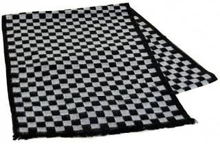 Классический шерстяной мужской шарф 170 на 30 см 50146-33