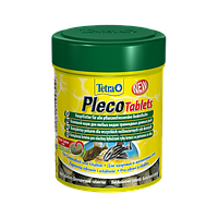 Корм для аквариумных рыб Tetra PLECO 120 табл. / 36 гр кормовые таблетки для травоядных донных рыб