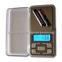 Весы 668/MH-500, 500г  0,1 (карманные весы)