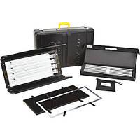 Kino Flo Diva-Lite 415 Universal 1-Light Kit with Travel Case (KIT-DV4-120U)